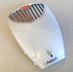 Used Horn Cover, Venice White for Scarabeo Ditech