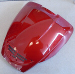 Used Front Fairing, Red for '06-'11 Scarabeo 500