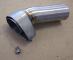 Removable Noise Baffle For V4 Akra Exhausts
