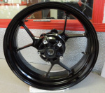 OEM Aprilia Rear Wheel, Black -896756 (ex 898255)