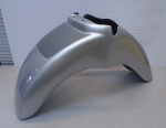 Used Front Fender, Gray For '99-'14 Scarabeo 150