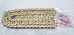 DID Superbike Series 525 ZVM-X O-Ring Chain, Gold
