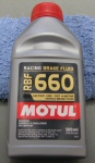 Motul RBF660 Maximum Racing Brake Fluid 500ml