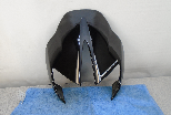 Used Front Fairing, Blk for '09-'16 Dorsoduro 750