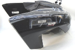 PAINTED S TANK TRUNK ASSEMBLY  - BLACK - ZM24-08282-13