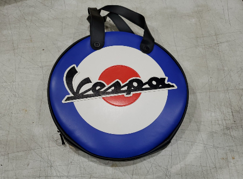 USED OEM Vespa Spare Wheel Bag, France -605879M003