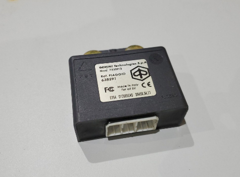 USED MP3 Tilt Lock ECU - 641288