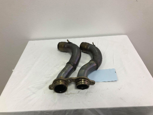 Used Rear Header Pipes For V4's