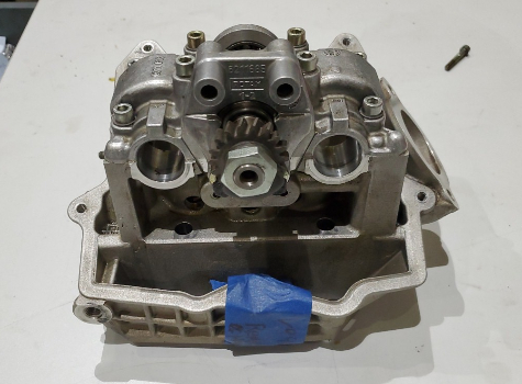 Used '07 Spec RSV 1000 Rear Cylinder Head