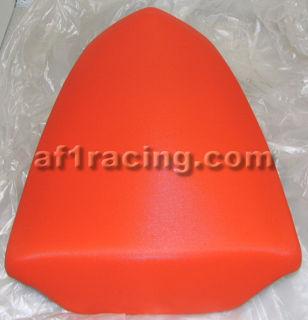 OEM-Aprilia-RSVR-Rear-Saddle-Fluo-Red-8129474