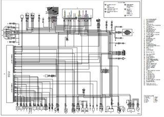 af1 racing. oem piaggio wiring diagram bv 350 abs  af1 racing
