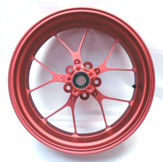 OEM-Aprilia-Forged-Alum-Rear-Wheel-RED-2B006304