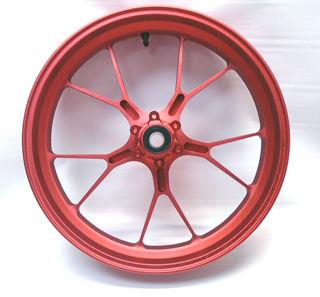 OEM-Aprilia-Forged-Alum-Front-Wheel-Red-2B002032