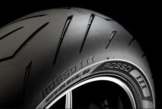 Imagem de Pirelli Diablo Rosso III Rear Tire  180/60ZR17