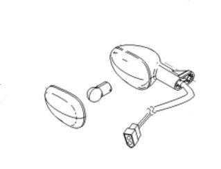 OEM-Moto-Guzzi-Right-Front-Turn-Signal-2D000261