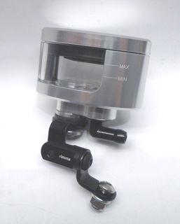 Rizoma-Front-Brake-Reservoir-wBracket-Silver-2