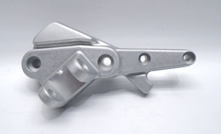 OEM-Moto-Guzzi-RH-Footpeg-Bracket-2B002218