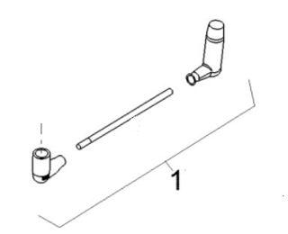 OEM-Moto-Guzzi-Short-Spark-Plug-Cable-CM277101