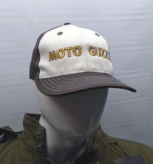 Moto-Guzzi-Logo-Hat-Brown