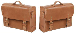Hepco-Becker-Legacy-Brown-Leather-Soft-Cases