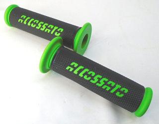 Accossato-2-Color-Grips-Green
