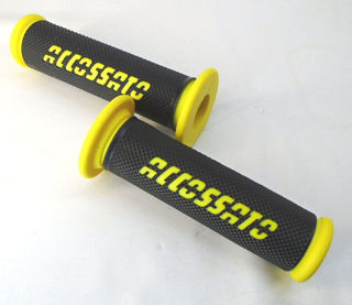 Accossato-2-Color-Grips-Yellow
