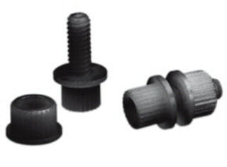 Picture of Plastic License Plate Bolts