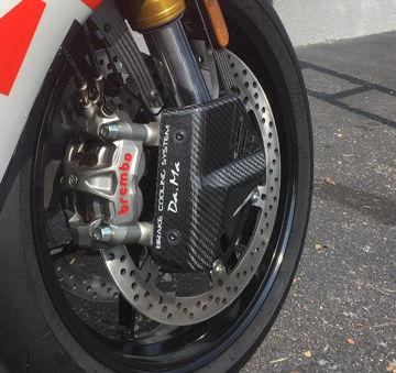 Ảnh của DaMa Racing Brake Cooler Ducts Kit - DM-BCS100