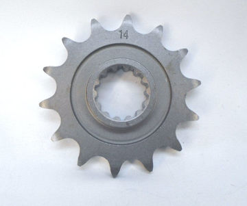 Picture of AFAM Front Countershaft Sprocket 14T