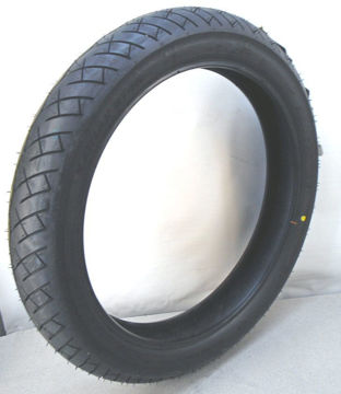 Bridgestone BT45 Front Tire 110/80-18 की तस्वीर