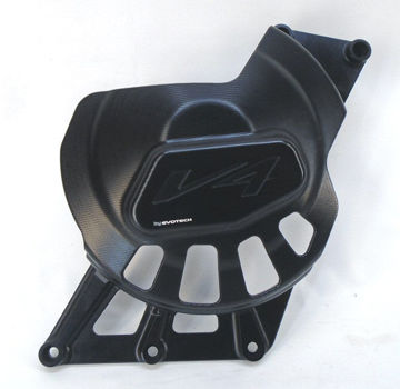 Immagine di Evotech Italy Billet Aluminum Clutch Cover Protection