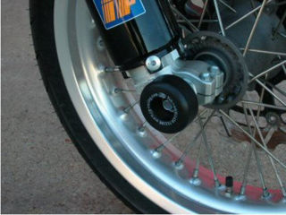 Afbeeldingen van R&G Racing Front Axle Slider For SXV & RXV