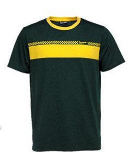 صورة Vespa Accessories: Racing Sixties T-Shirt, Green 607507M0xG