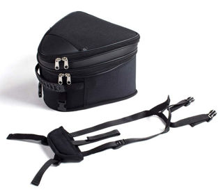 Picture of OEM Aprilia Rear Tail Bag w/Harness - 2S001555 For RS660 & Tuono 660