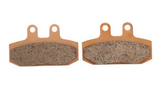 Picture of EBC HH Rear Brake Pads FA256HH - PU17210182