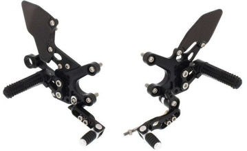 Ảnh của Attack Performance Rearsets, Black for '17-'20 V4's