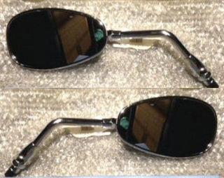 Picture of OEM Moto Guzzi Mirror Pair - 97702R