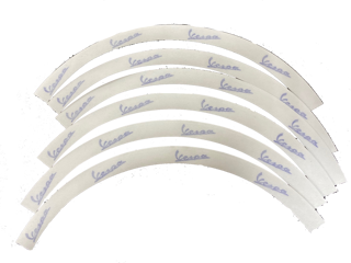 Picture of OEM Vespa Wheel Decals - 2H003936