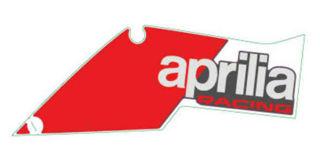 Picture of OEM Aprilia RH Lower Fairing Decal 'Aprilia Racing' - 2H003996