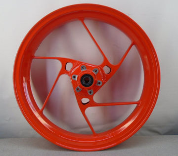 Picture of Used Front Wheel, Red for RS660 & Tuono 660 - APU_2B005585-210727