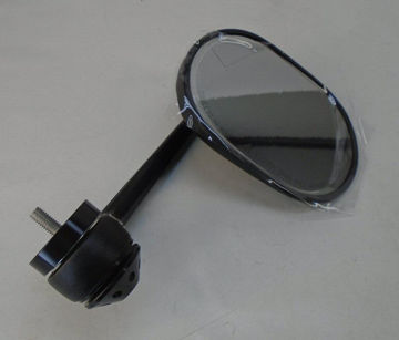 Picture of OEM Moto Guzzi RH Bar End Mirror - 2B006737