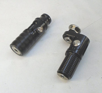 Picture of Giamoto Track Folding Toe Piece Pair, For Giamoto Rearsets Only