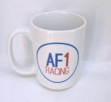 Picture of AF1 & Vespa Club Austin 15oz Ceramic Coffee Mug - AF1-COFFEEMUG-VCA