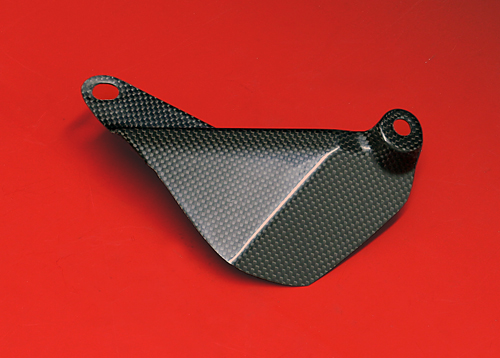 Carbon Fiber Mille/Tuono Toe Guard