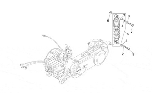 diagram of ural motorcycle engine