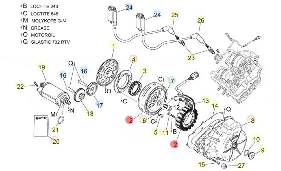 AF1 Racing Aprilia   Vespa   Piaggio   Guzzi   Norton   Ural
