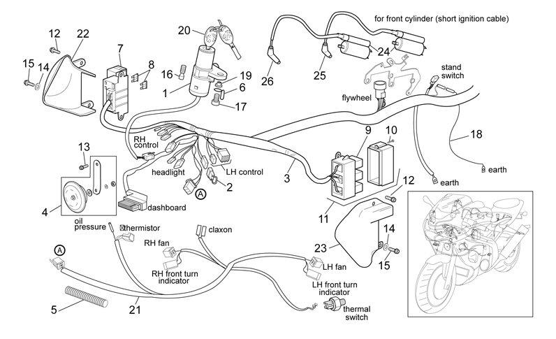 aprilia caponord wiring diagram  | 800 x 489