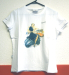 Vespa Ladies T-Shirt, White - Imola