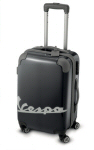 OEM Vespa Hard Luggage w/wheels, Black 605695M0B