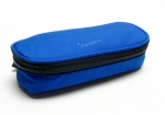 Vespa Oval Pen Case, Blue -606350M004